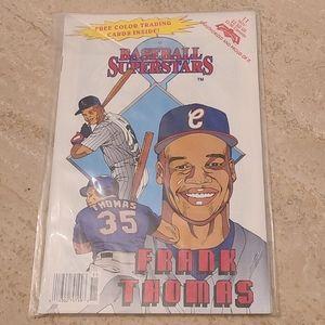 Frank Thomas Comic Book 📖 ♥
